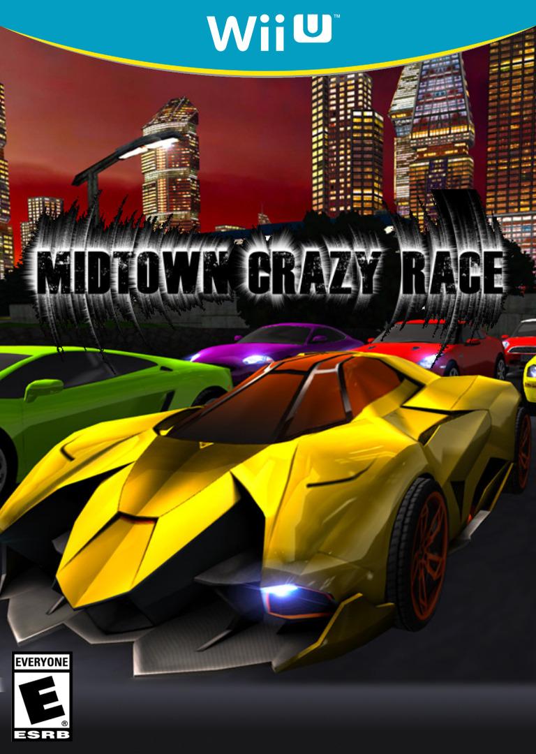 Midtown Crazy Race WiiU coverHQ (BCRE)