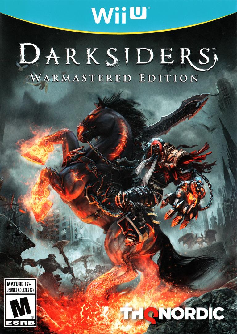 Darksiders - Warmastered Edition WiiU coverHQ (BEDE6V)