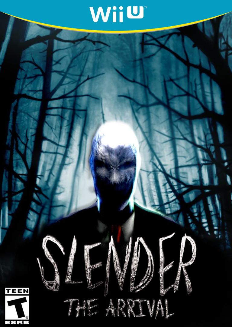 Slender: The Arrival WiiU coverHQ (BSAE)