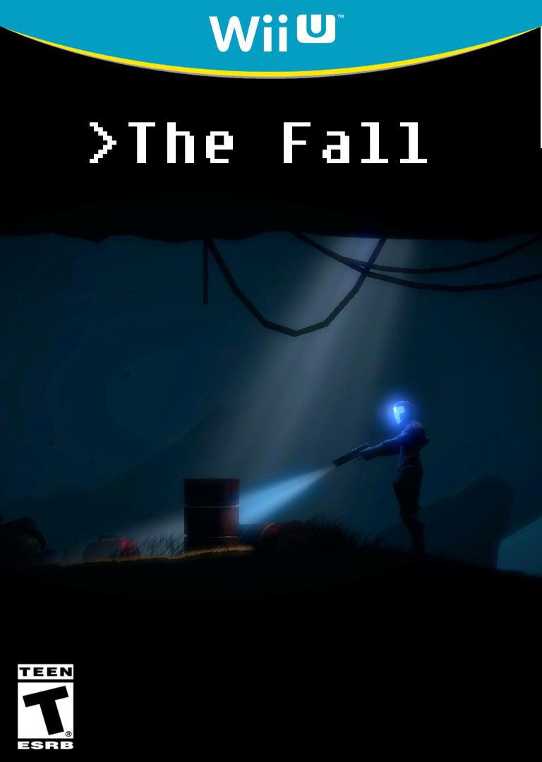 The Fall WiiU coverHQ (BTFE)