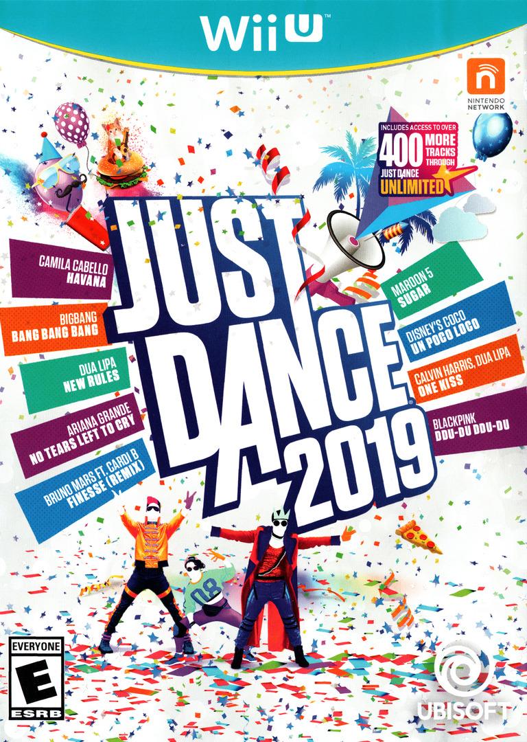Just Dance 2019 WiiU coverHQ (HJDE41)