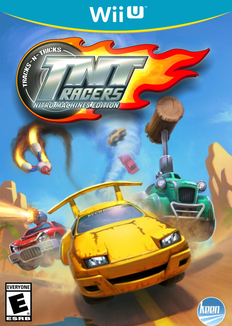 TNT Racers - Nitro Machines Edition WiiU coverHQ (WAYE)