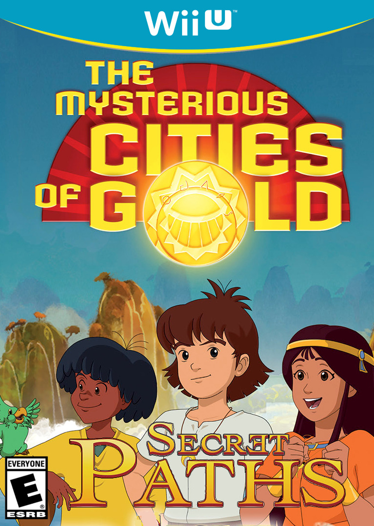 The Mysterious Cities of Gold: Secret Paths WiiU coverHQ (WC3E)