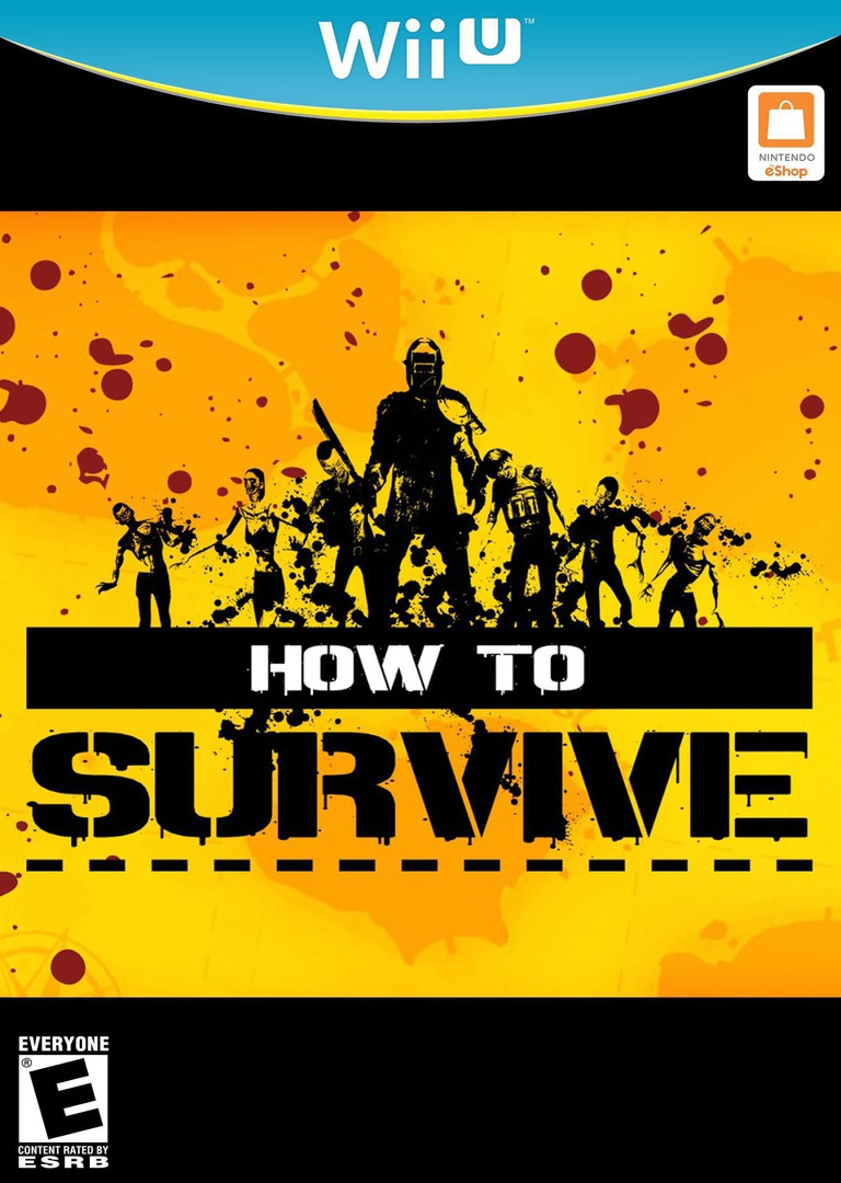 How to Survive WiiU coverHQ (WHTE)