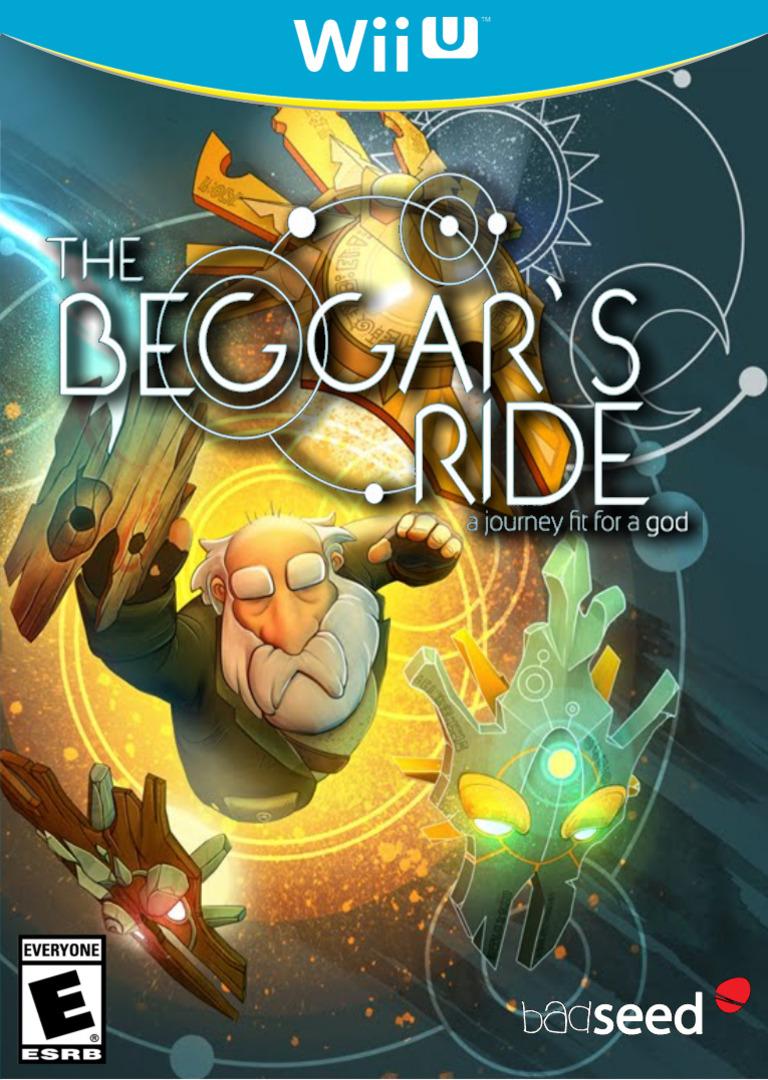 The Beggar's Ride WiiU coverHQ (WTRE)