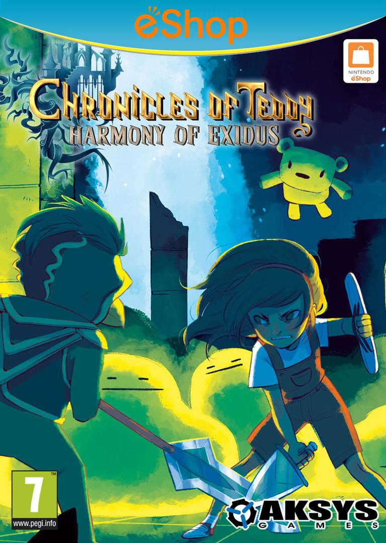 Chronicles of Teddy: Harmony of Exidus WiiU coverHQ2 (AF2P)