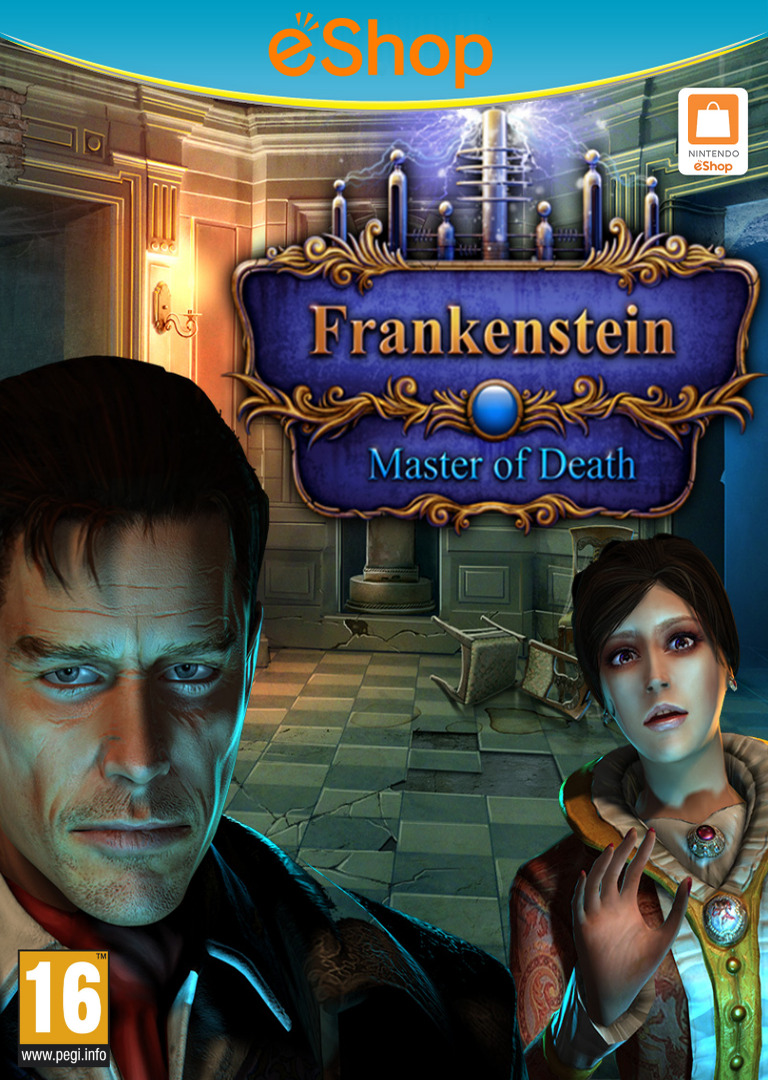Frankenstein – Master of Death WiiU coverHQ2 (AFQP)