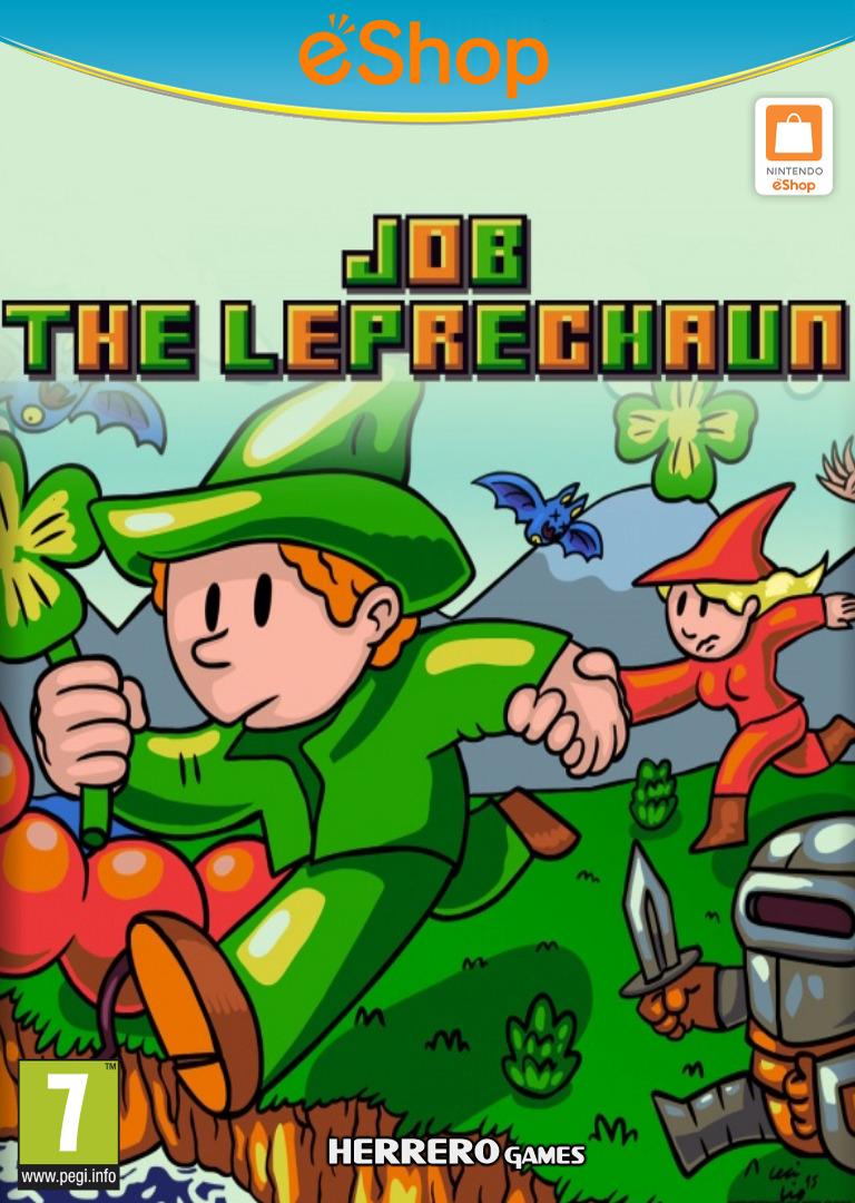 Job the Leprechaun WiiU coverHQ2 (AJLP)