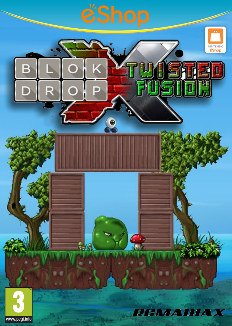 Blok Drop X: Twisted Fusion WiiU coverHQ2 (BLXP)