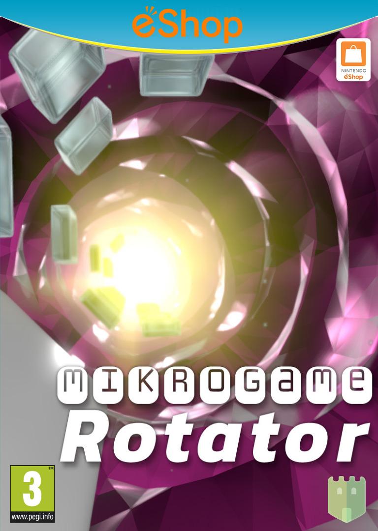 MikroGame: Rotator WiiU coverHQ2 (BR7P)