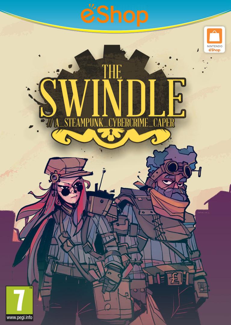The Swindle WiiU coverHQ2 (BS7P)