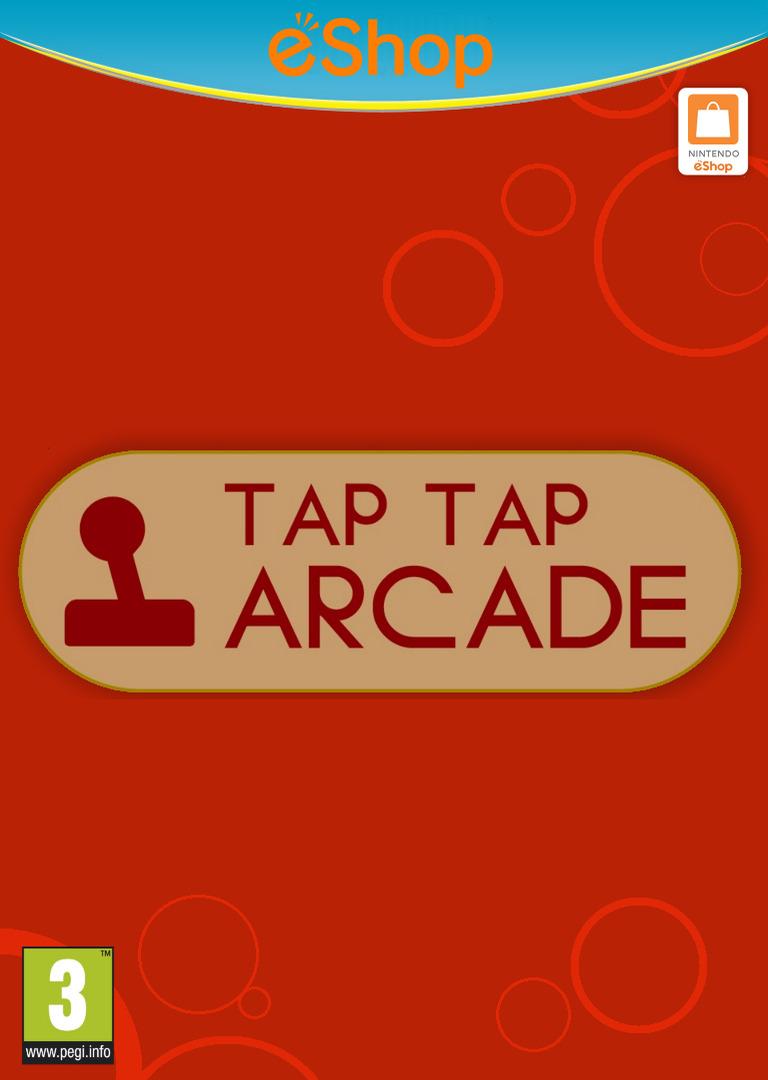 TAP TAP ARCADE WiiU coverHQ2 (BTAP)