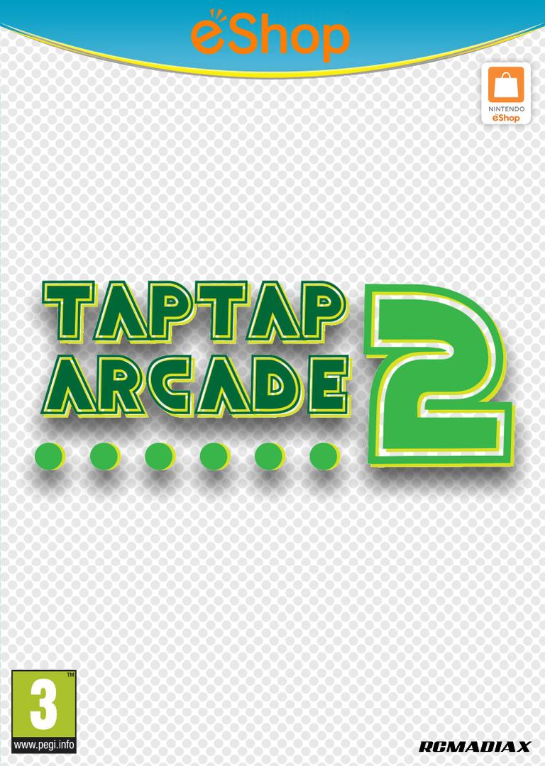TAP TAP ARCADE 2 WiiU coverHQ2 (BTNP)