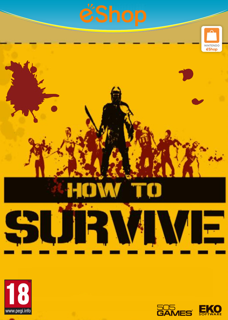 How to Survive WiiU coverHQ2 (WHTP)