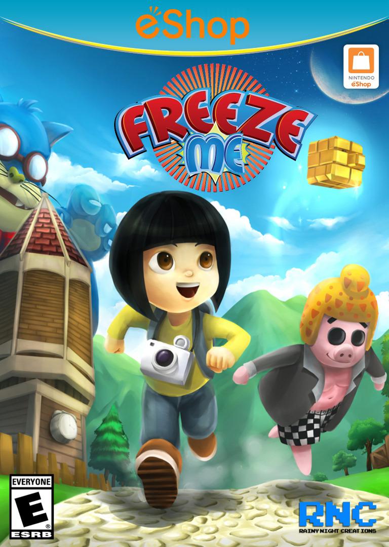 FreezeME WiiU coverHQ2 (AF4E)