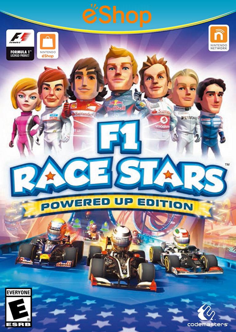 F1 Race Stars: Powered Up Edition WiiU coverHQ2 (AF9E)
