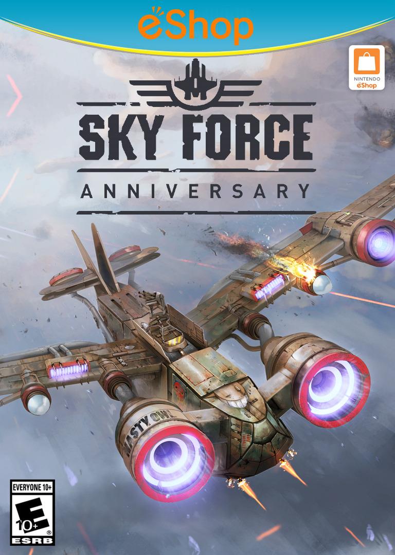 Sky Force Anniversary WiiU coverHQ2 (ANVE)