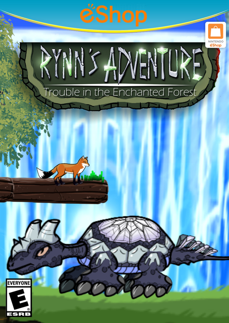 Rynn's Adventure: Trouble in the Enchanted Forest WiiU coverHQ2 (AR6E)