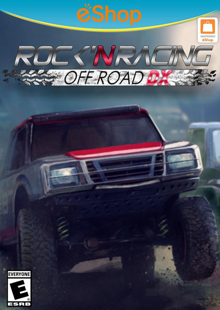 Rock 'N Racing Off Road DX WiiU coverHQ2 (ARXE)
