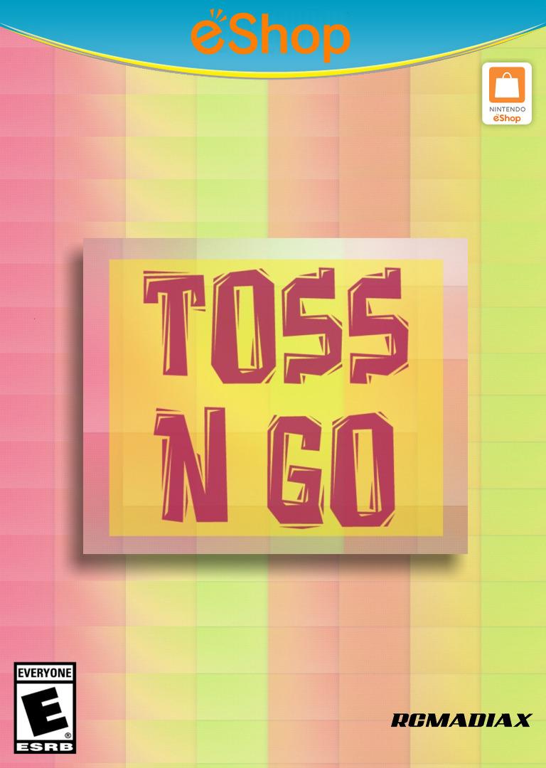 Toss N Go WiiU coverHQ2 (ATGE)