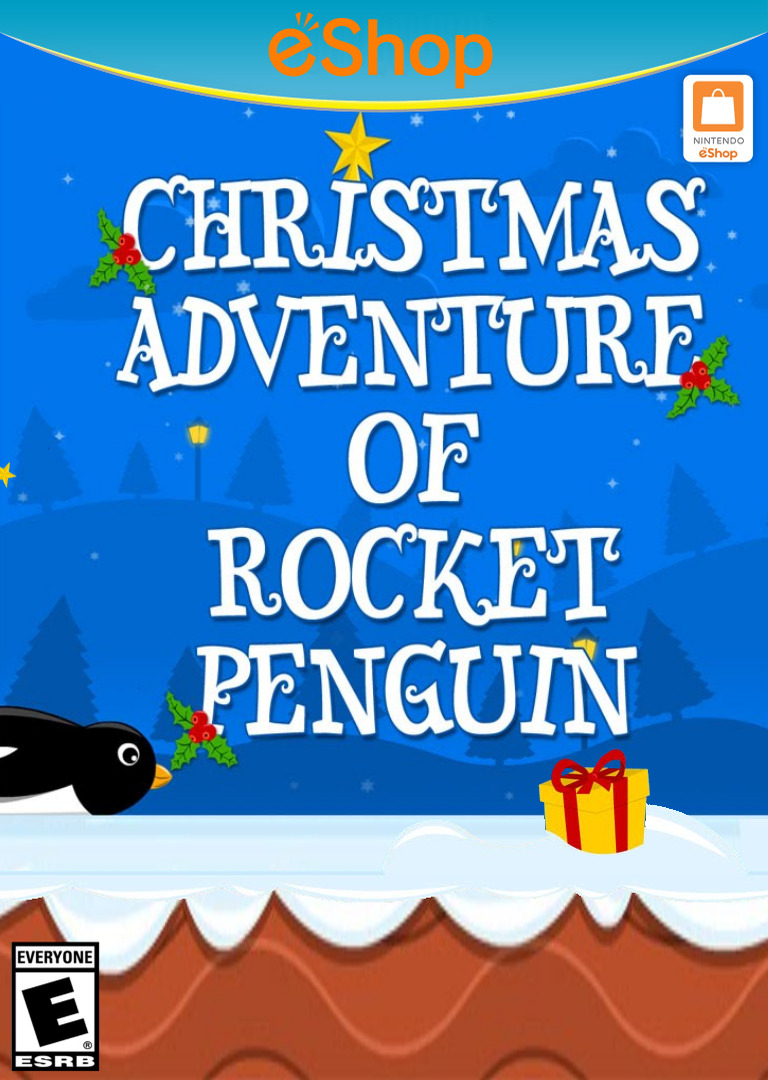 Christmas Adventure of Rocket Penguin WiiU coverHQ2 (BCKE)
