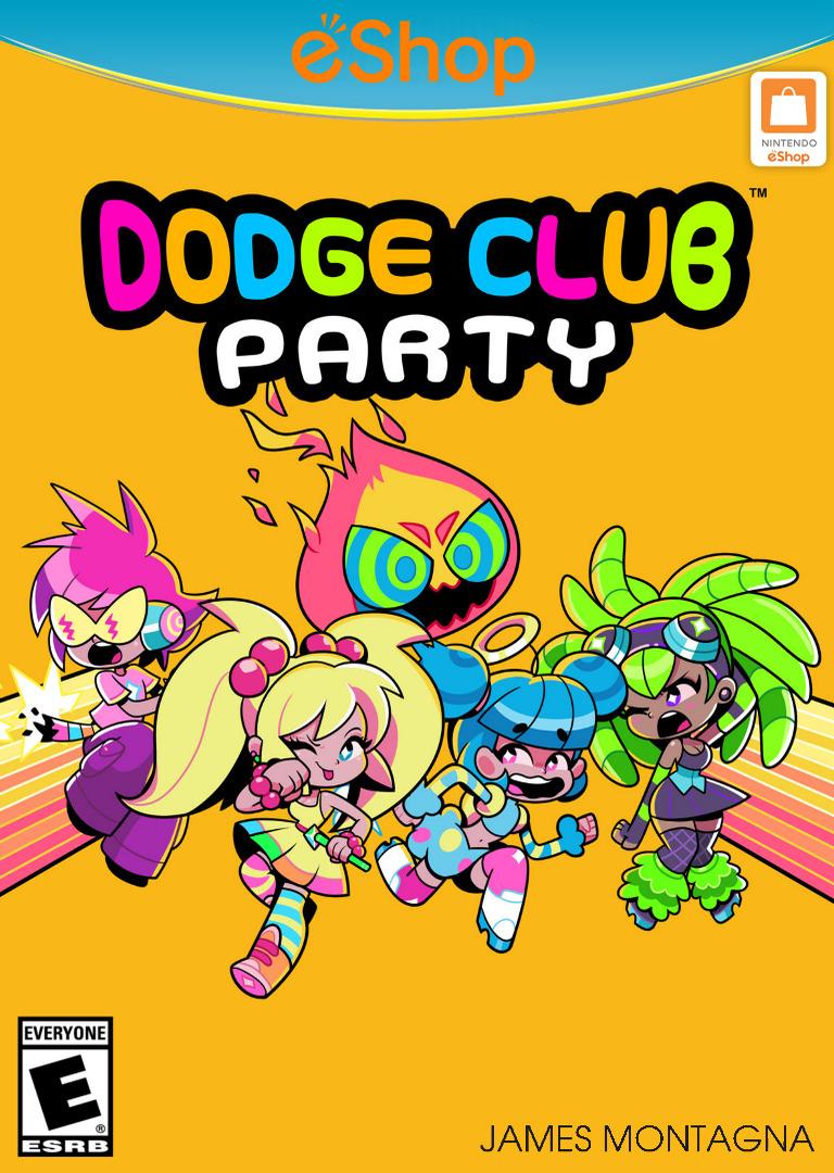 Dodge Club Party WiiU coverHQ2 (BDGE)