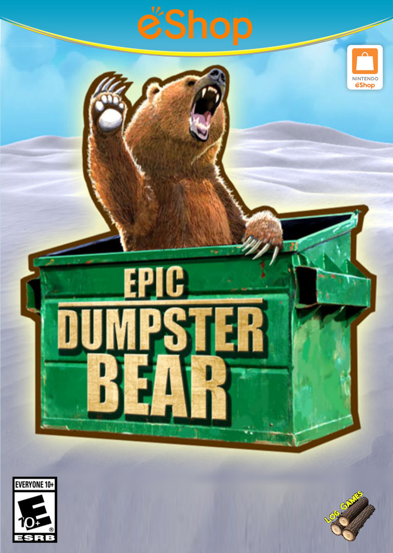 Epic Dumpster Bear WiiU coverHQ2 (BDPE)