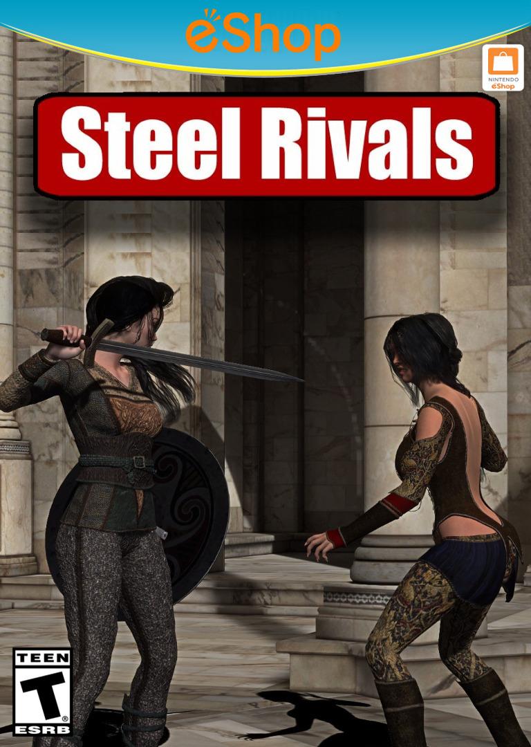 STEEL RIVALS WiiU coverHQ2 (BRCE)