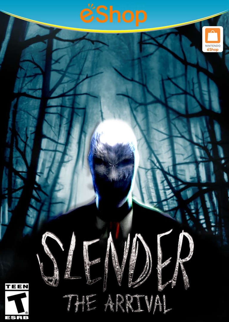 Slender: The Arrival WiiU coverHQ2 (BSAE)