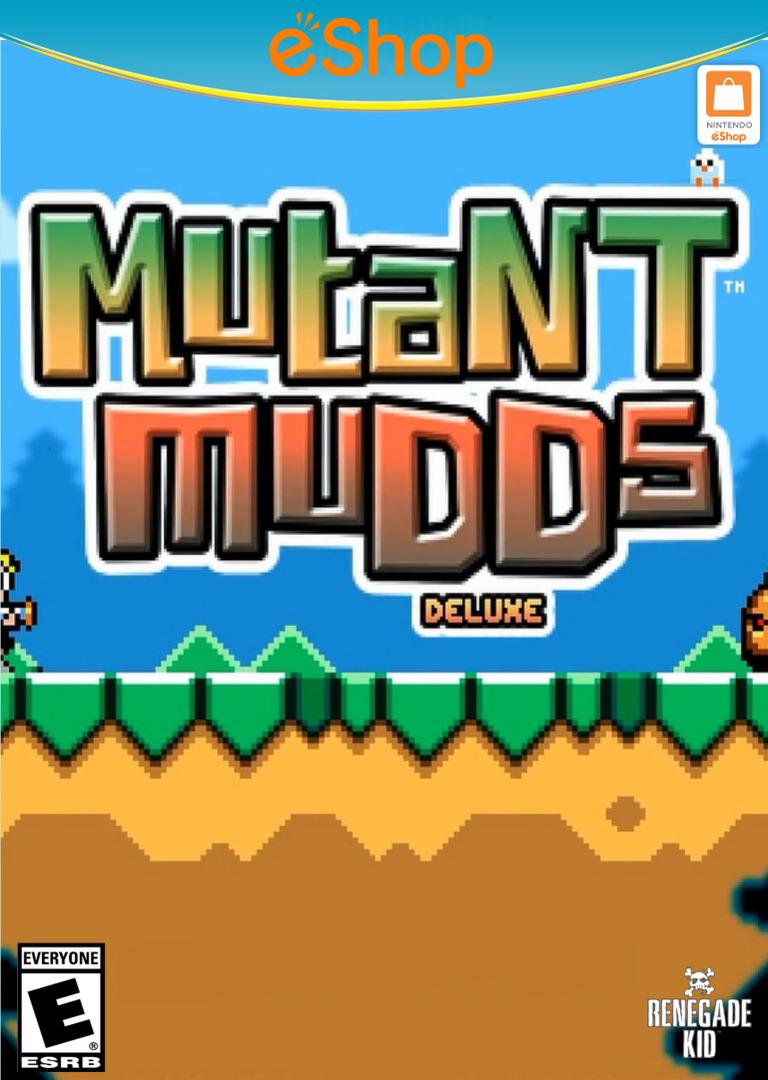 Mutant Mudds Deluxe WiiU coverHQ2 (WMME)