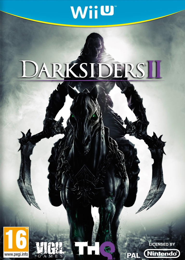 Darksiders II WiiU coverHQB (AD2P78)