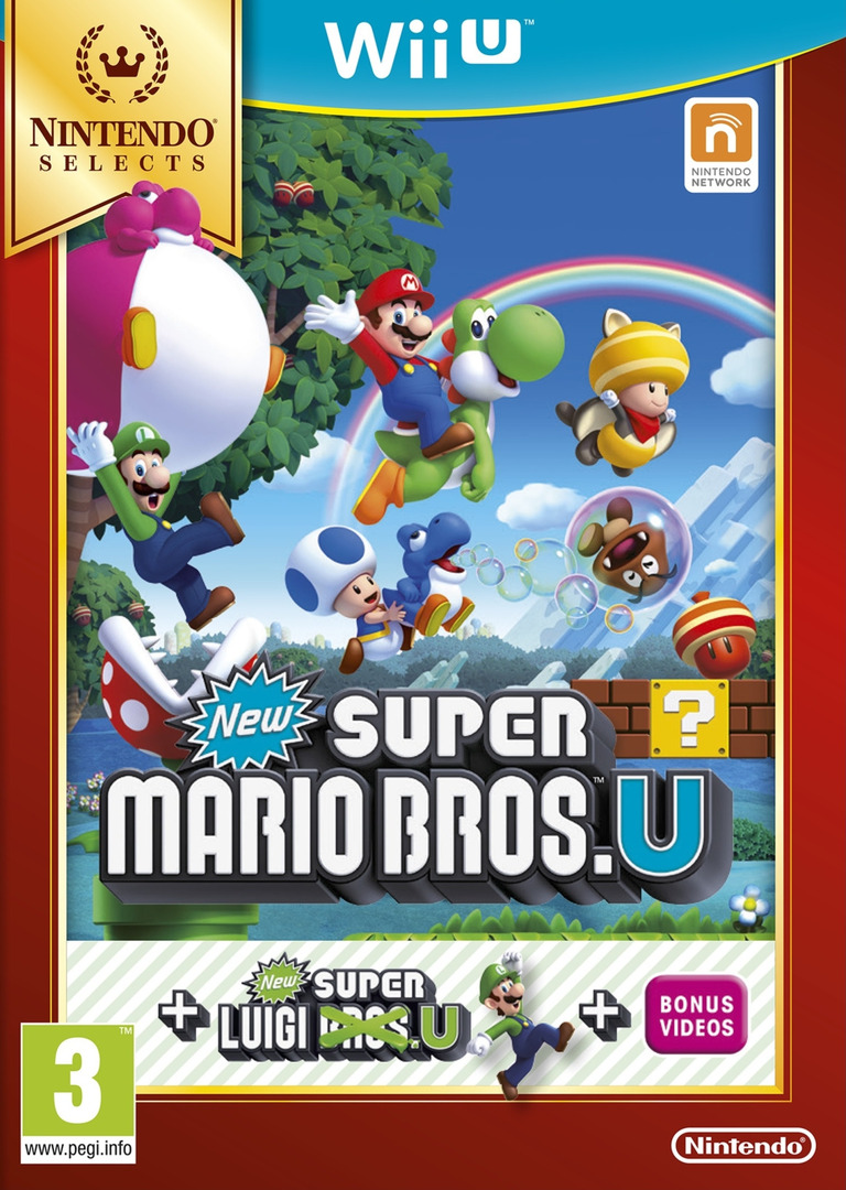New Super Mario Bros. U + New Super Luigi U WiiU coverHQB (ATWP01)