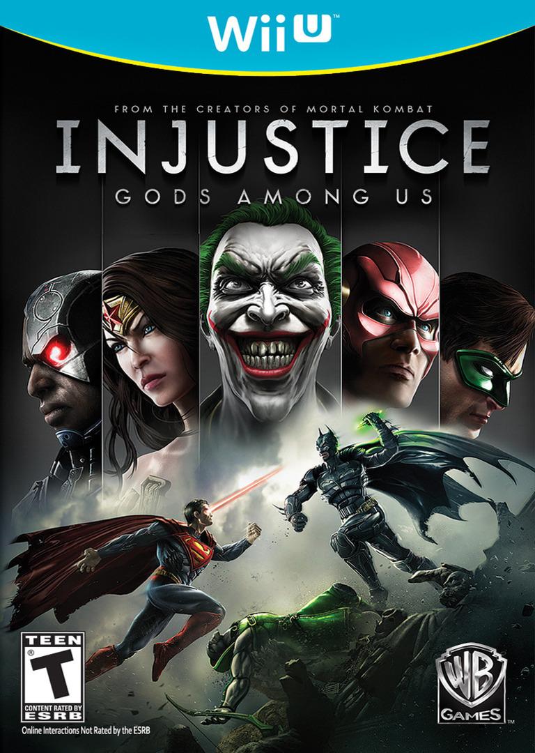 Injustice: Gods Among Us WiiU coverHQB (AJSEWR)