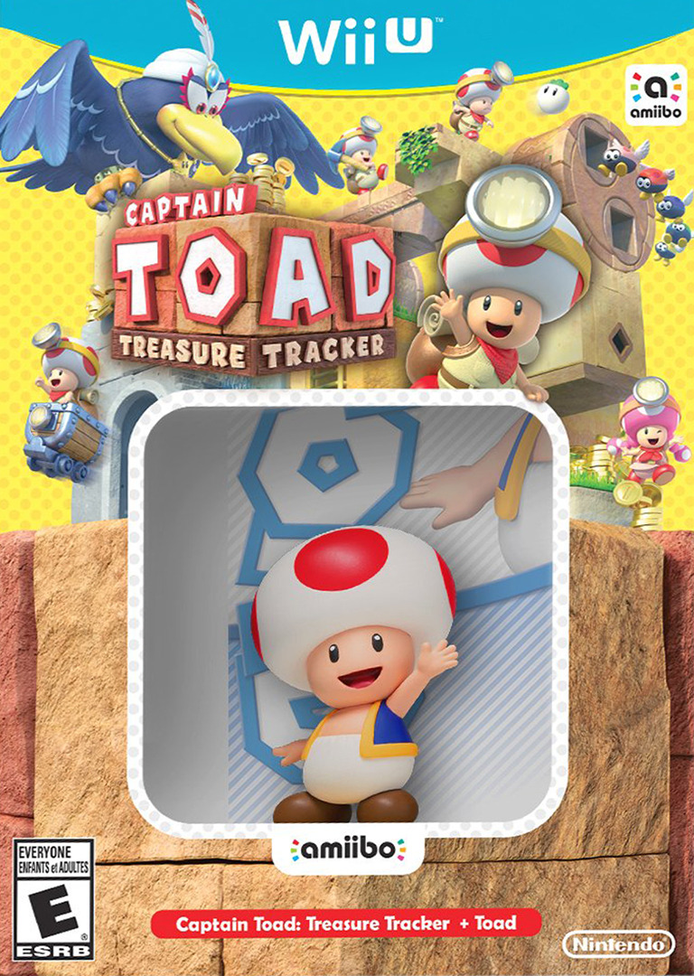Captain Toad: Treasure Tracker WiiU coverHQB (AKBE01)