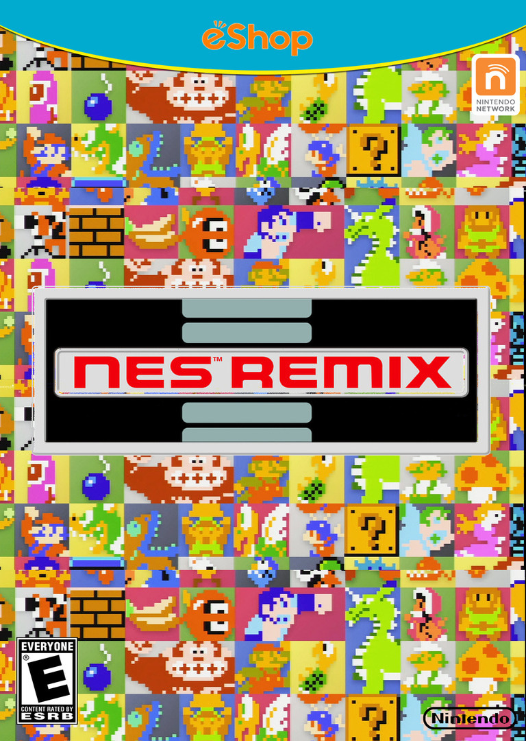 NES Remix WiiU coverHQB (WMGE)