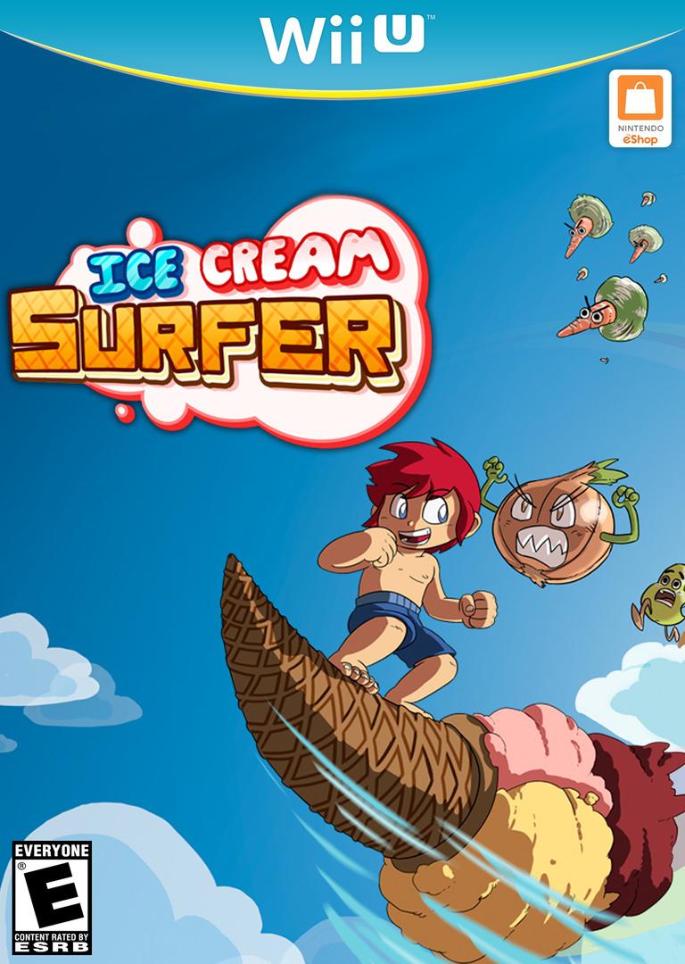 Ice Cream Surfer WiiU coverHQB (WSFE)