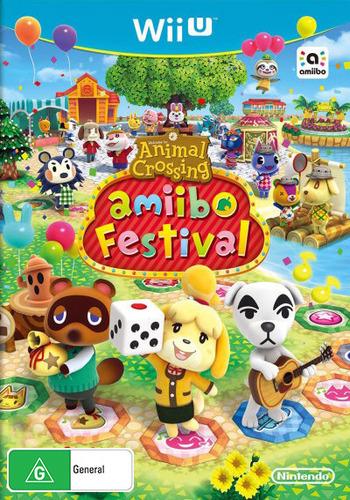 Animal Crossing: amiibo Festival WiiU coverM (AALP01)