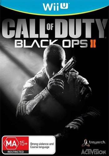 Call of Duty: Black Ops II WiiU coverM (AECP52)