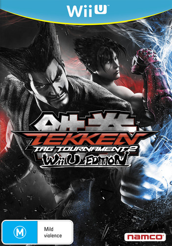 Tekken: Tag Tournament 2 WiiU coverM (AKNPAF)