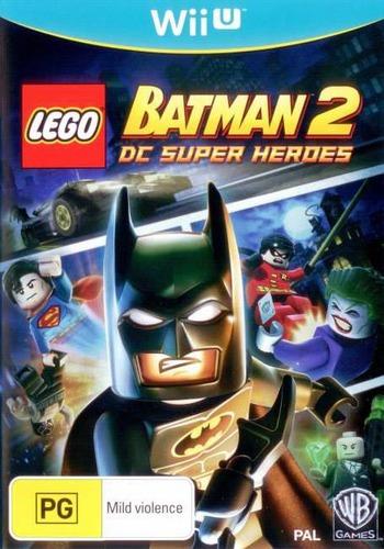 LEGO Batman 2: DC Super Heroes WiiU coverM (ALBPWR)