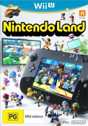 Nintendo Land WiiU coverM (ALCP01)