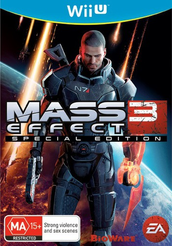 Mass Effect 3 - Special Edition WiiU coverM (AMEP69)
