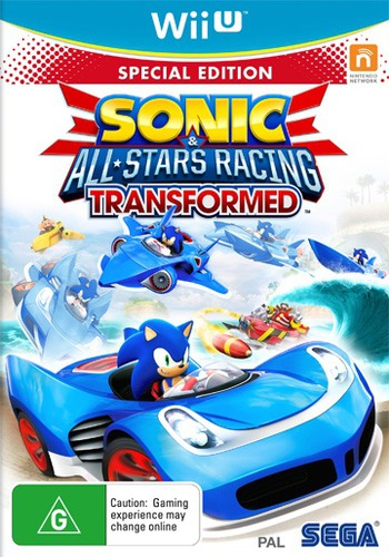 Sonic & All-Stars Racing Transformed WiiU coverM (AS2P8P)