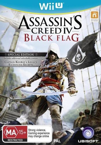 Assassin's Creed IV:Black Flag WiiU coverM (ASBP41)