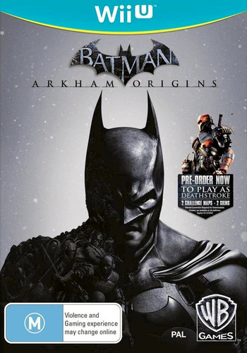 Batman: Arkham Origins WiiU coverM (AZEPWR)
