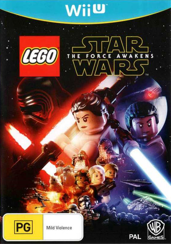 LEGO Star Wars: The Force Awakens WiiU coverM (BLGPWR)