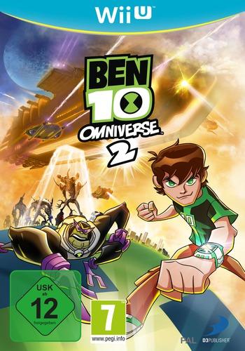 Ben 10: Omniverse 2 WiiU coverM (ABVPAF)