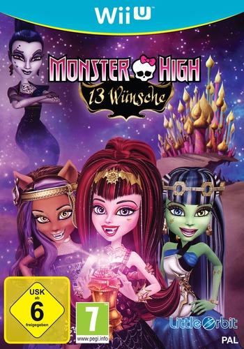 Monster High: 13 Wünsche WiiU coverM (AC2PVZ)