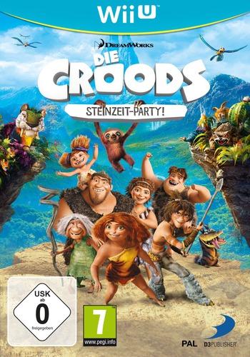 Die Croods: Steinzeit Party! WiiU coverM (ACRPAF)