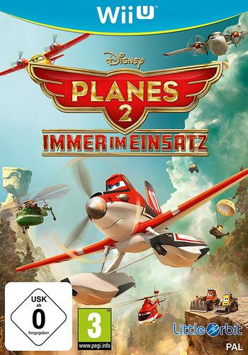 Disney Planes 2: Immer im Einsatz WiiU coverM (AFRPVZ)